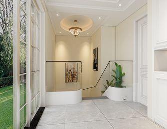 10-15万140平米三室两厅欧式风格楼梯间效果图