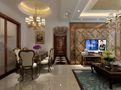 经济型120平米三室三厅公装风格客厅效果图
