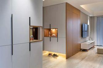 豪华型120平米三室两厅北欧风格玄关图片