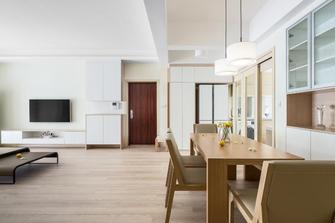 120平米三室两厅工业风风格客厅设计图