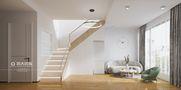 经济型70平米复式日式风格客厅图片