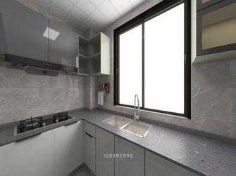 富裕型140平米四室两厅新古典风格厨房图