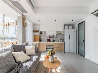 15-20万70平米公寓日式风格客厅装修案例