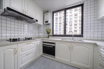 120平米美式风格厨房设计图