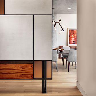 15-20万140平米现代简约风格餐厅效果图