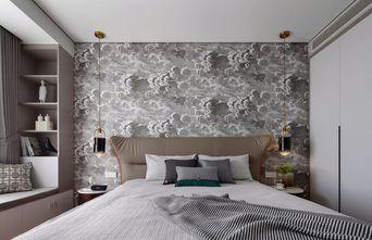 富裕型130平米三北欧风格卧室装修图片大全
