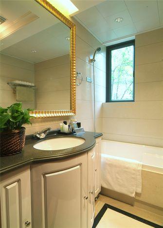 富裕型公寓欧式风格卫生间欣赏图