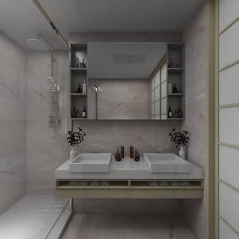 10-15万140平米四室两厅日式风格卫生间效果图