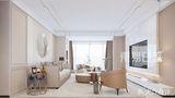 140平米四室两厅北欧风格客厅装修图片大全