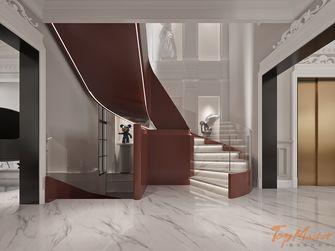 140平米别墅法式风格楼梯间图片