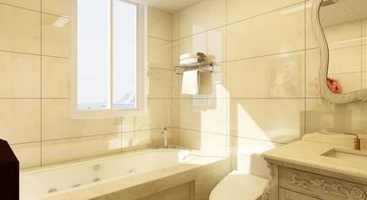 经济型80平米欧式风格卫生间设计图