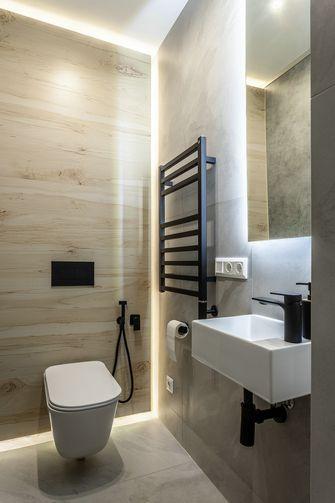 一居室日式风格卫生间图片大全
