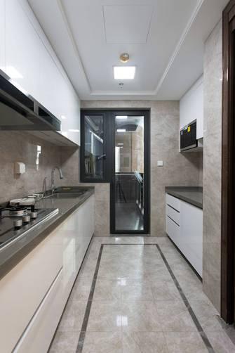 3-5万130平米四室两厅现代简约风格厨房图