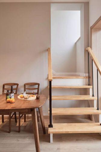 经济型80平米北欧风格楼梯间装修案例