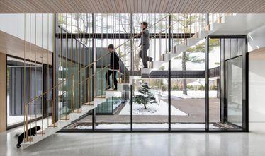 20万以上140平米三室两厅欧式风格楼梯间图