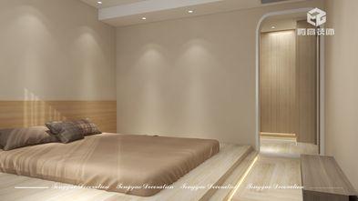 三室两厅田园风格卧室装修案例