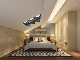 豪华型130平米美式风格卧室图