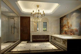 140平米别墅欧式风格卫生间图