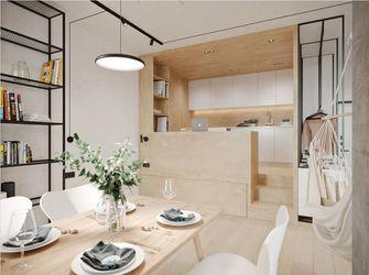5-10万30平米小户型现代简约风格卧室图片