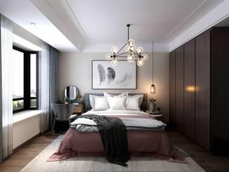 140平米四室四厅轻奢风格卧室图