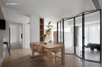 140平米三室三厅日式风格餐厅图片大全