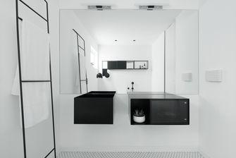 富裕型100平米北欧风格卫生间设计图