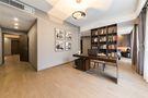 20万以上140平米复式轻奢风格书房图片大全