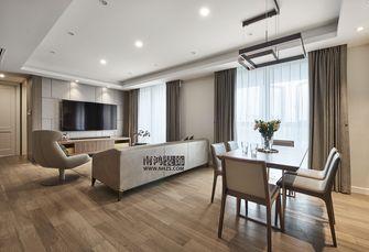 四室两厅港式风格客厅装修案例
