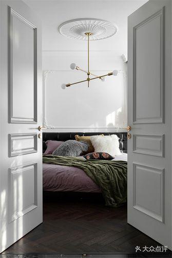 20万以上140平米四法式风格卧室设计图