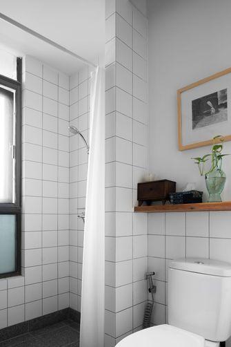 5-10万120平米三室两厅田园风格玄关装修案例