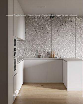 120平米三室一厅现代简约风格厨房效果图