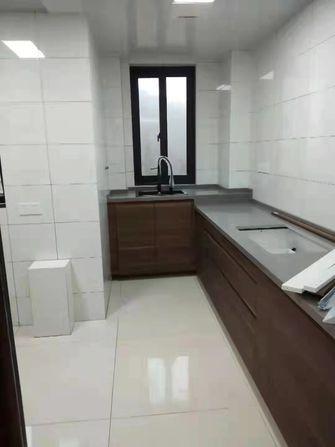 140平米复式中式风格厨房设计图