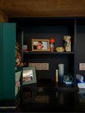 20万以上90平米三室三厅日式风格书房欣赏图