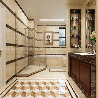 140平米复式新古典风格卫生间欣赏图