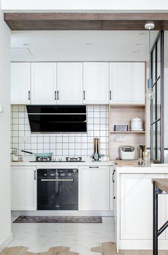 10-15万60平米公寓北欧风格厨房图片