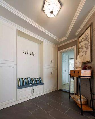 三室一厅美式风格玄关效果图