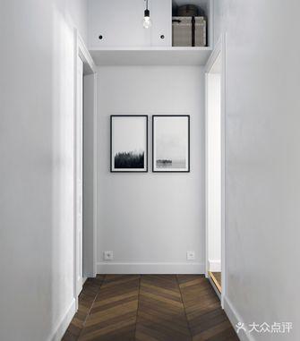 5-10万80平米北欧风格走廊欣赏图