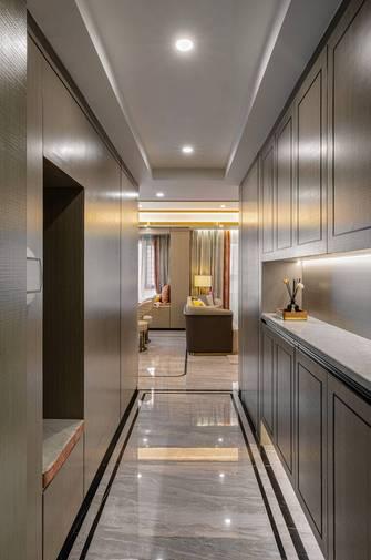 豪华型140平米四室两厅轻奢风格玄关装修效果图