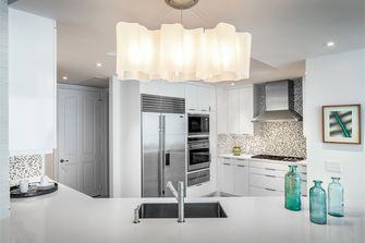 10-15万100平米港式风格厨房装修案例