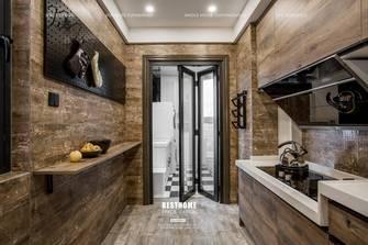 20万以上130平米三室两厅工业风风格厨房图片