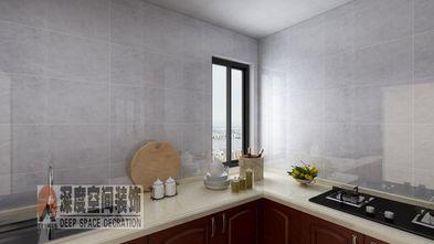 经济型100平米三室两厅现代简约风格厨房效果图