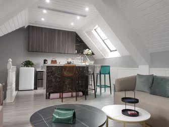 豪华型140平米复式轻奢风格阁楼设计图