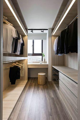 经济型100平米三室两厅北欧风格衣帽间图片