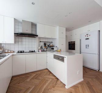 15-20万130平米三室一厅北欧风格厨房设计图