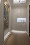 5-10万140平米四室一厅美式风格客厅图片大全