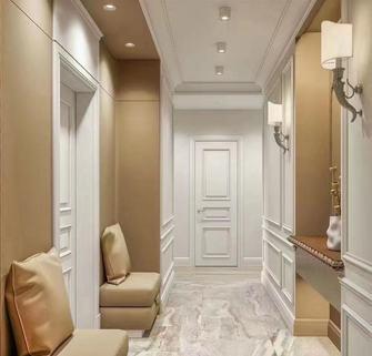 5-10万110平米三室两厅欧式风格走廊装修案例