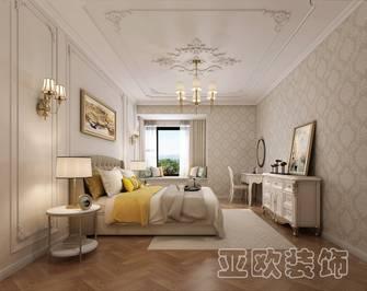 120平米四室两厅欧式风格卧室图片