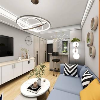 经济型30平米小户型现代简约风格客厅欣赏图