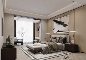 20万以上140平米复式中式风格卧室设计图