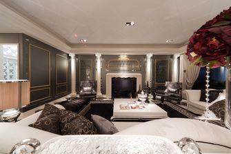 120平米三欧式风格客厅装修案例